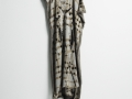 Anne Lindberg Knitwear Copy Paste Trenchcoat /