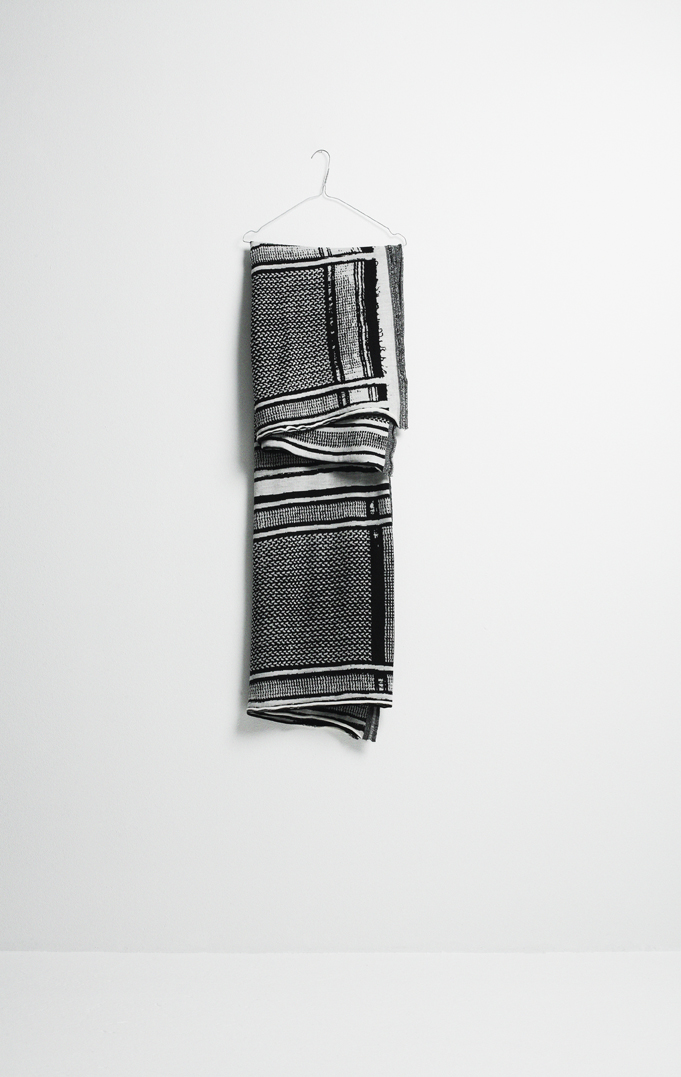 Anne Lindberg Knitwear Copy Paste PLO Scarf /
