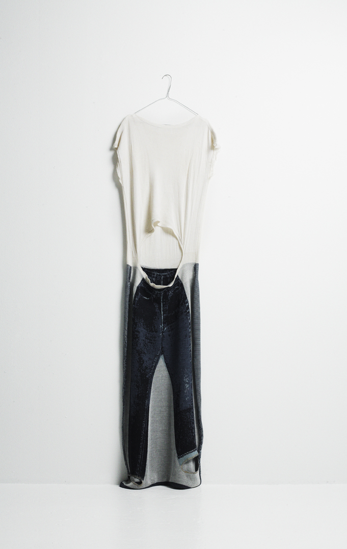 Anne Lindberg Knitwear Copy Paste Jeans & Tee /